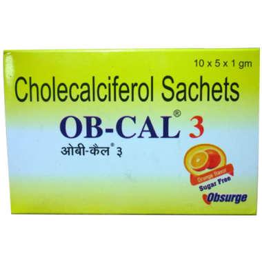 OB CAL 3 SACHET