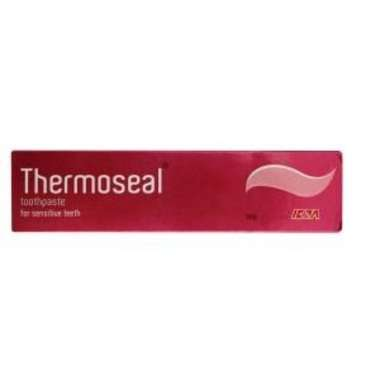 Thermoseal Toothpaste