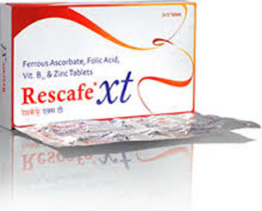 RESCAFE XT TABLET