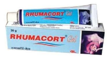 RHUMACORT GEL