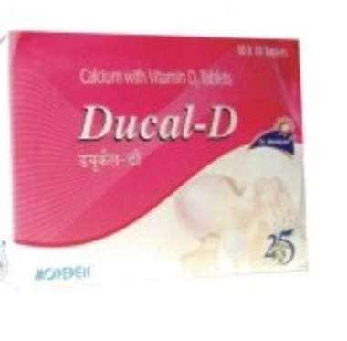 DUCAL D TABLET