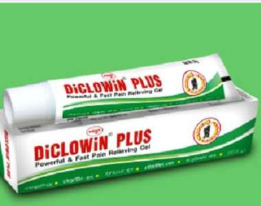 DICLOWIN PLUS GEL