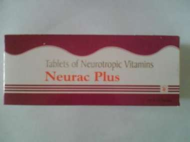 NEURAC PLUS TABLET