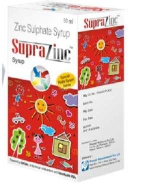 SUPRAZINC SYRUP