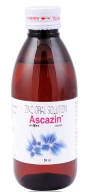ASCAZIN 20MG LIQUID