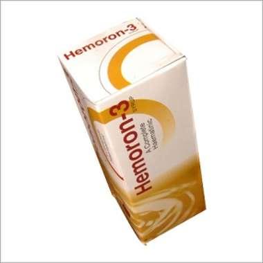 HEMORON-3 SYRUP
