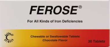 FEROSE TABLET
