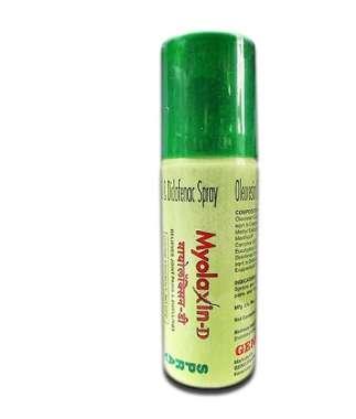 Myloxin-D Spray