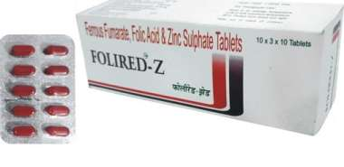 FOLIRED Z TABLET
