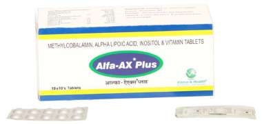 ALFA AX PLUS TABLET