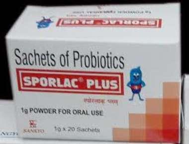 Sporlac Plus Sachet
