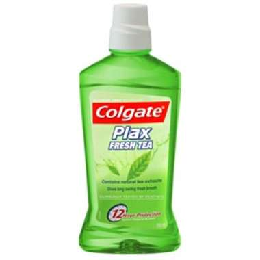 COLGATE PLAX FRESH TEA MOUTH WASH
