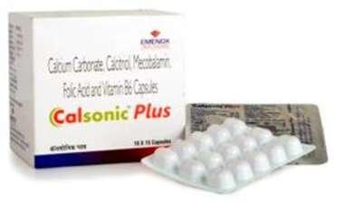 CALSONIC PLUS CAPSULE