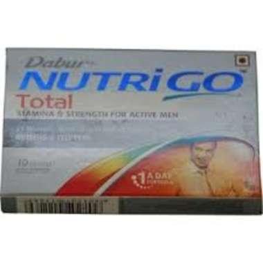 DABUR NUTRIGO TOTAL SOFT GELATIN CAPSULE