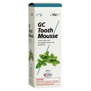 RECALDENT GC TOOTH MOUSSE MINT TOOTHPASTE