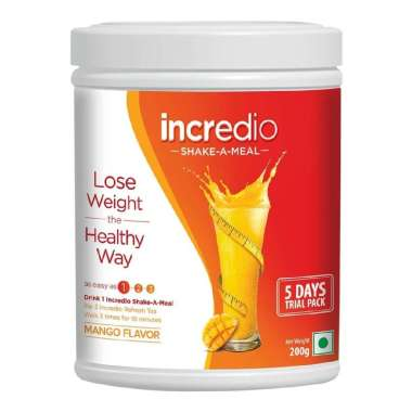 INCREDIO SHAKE-A-MEAL MANGO POWDER