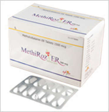 METHIROZ TABLET ER