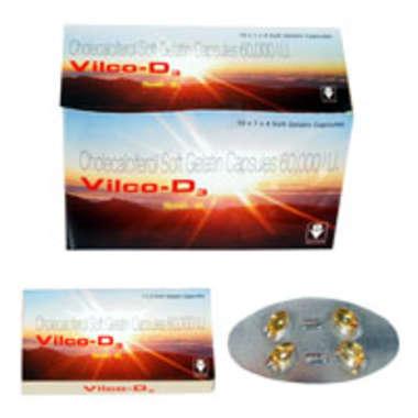 VILCO D3 CAPSULE