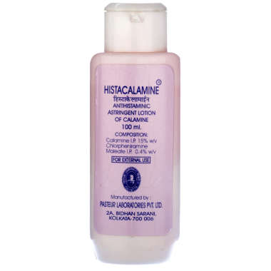 HISTACALAMINE LOTION