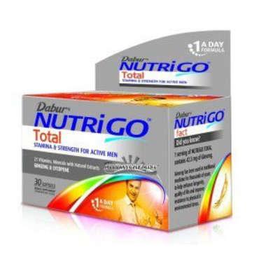 NUTRIGO TOTAL CAPSULE