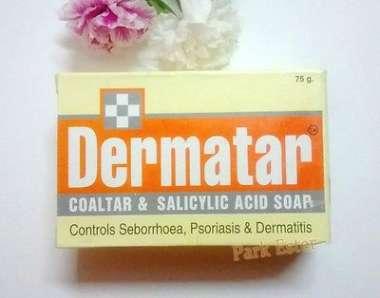 DERMATAR SOAP