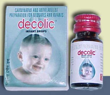 DECOLIC INFANT DROP