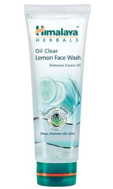 HIMALAYA OIL CLEAR LEMON FACE WASH