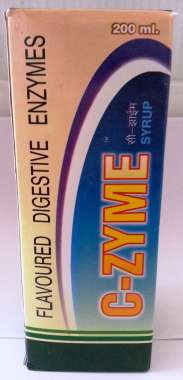 C ZYME SYRUP