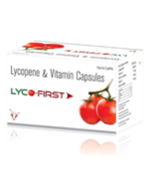 LYCO-FIRST CAPSULE