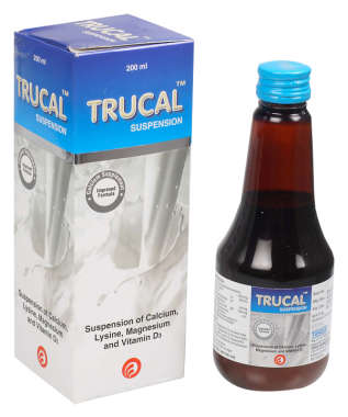 TRUCAL SUSPENSION