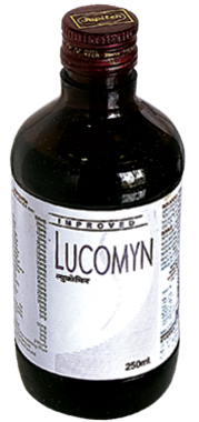 LUCOMYN SYRUP