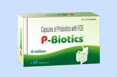 P BIOTICS CAPSULE