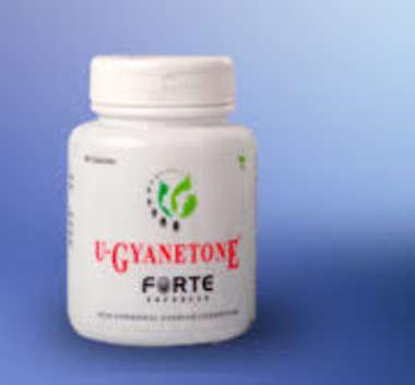 U GYANETONE  FORTE CAPSULE