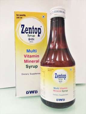 ZENTOP SYRUP