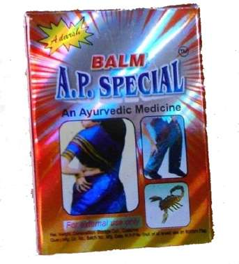 A P SPECIAL BALM