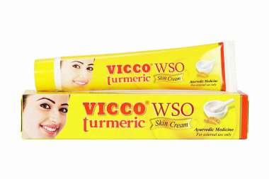VICCO TURMERIC WSO CREAM