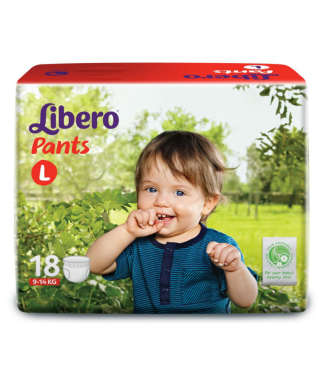 LIBERO PANTS LARGE