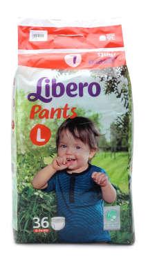LIBERO PANTS LARGE
