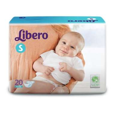 LIBERO OPEN DIAPER SMALL