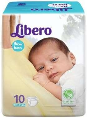 LIBERO NEWBORN DIAPER