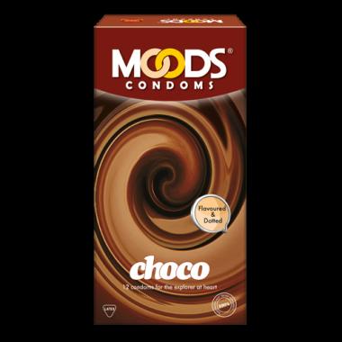 MOODS CONDOM CHOCOLATE