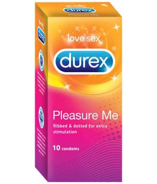 DUREX PLEASURE ME  CONDOM