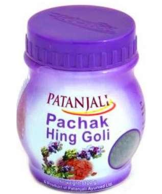 PATANJALI PACHAK HING GOLI