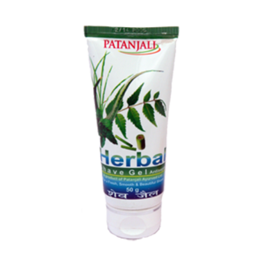 PATANJALI HERBAL SHAVE GEL