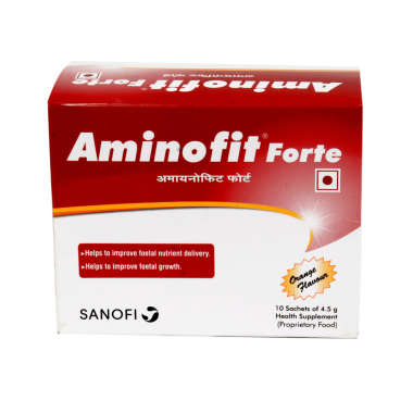 AMINO FIT FORTE 4.5GM SACHET