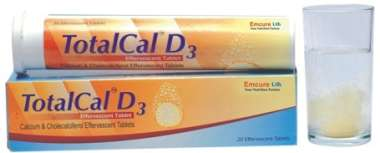 TOTALCAL D3 TABLET
