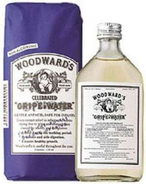 WOODWARDS GRIPE WATER LIQUID