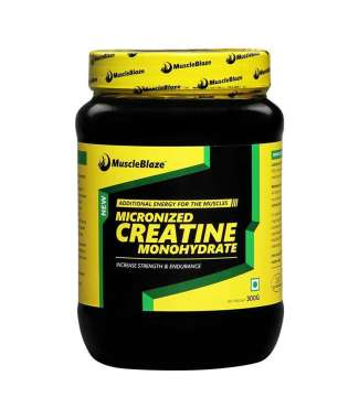 MUSCLEBLAZE CREATINE POWDER