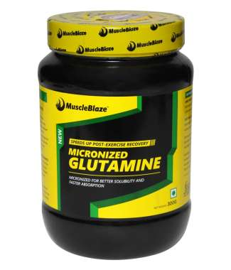 MUSCLEBLAZE GLUTAMINE POWDER