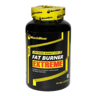 MUSCLEBLAZE FAT BURNER EXTREME CAPSULE